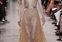 Fashion shows/Haute Couture