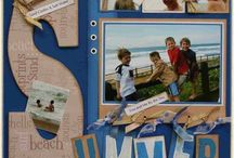 Scrapbooking beach/summer / by Dara Stanley