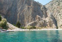 Symi / Symi Greece. Sail boat cruising