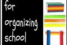 organizing / by Rainbo McGuire