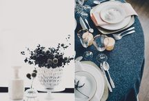 Indigo Wedding Inspiration / by Elli
