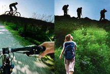 RUTAS SENDERISMO Y CICLOTURISMO / Rutas por el término y alrededores. Folletos disponibles en las Oficinas de turismo o bien en la web www.sonservera.es
