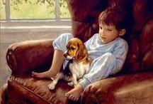 Jim Daly festményei