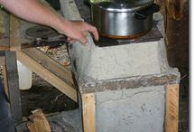 Cob Building and Rocket Stoves