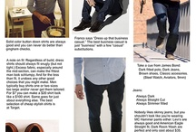 Business casual wear for men