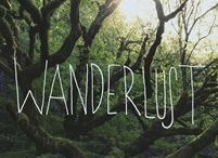 Wanderlust / http://www.urbanloftart.com/wanderlust-wall-art-c37974.htm