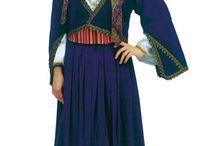 Greek Traditional Costumes - Ελληνικές Παραδοσιακές Φορεσιές Στολές / Greek Traditional Costumes made in Greece, for every occation for dance schools and Greek Folk events - Ελληνικές Παραδοσιακές Φορεσιές Στολές
