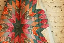 Traditional meets Modern / Traditional quilts with an updated look / by Pamela Boatright