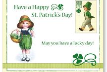 St Patricks Day / by Amy Sheaves