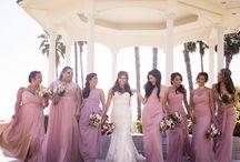 Bridal Party (Bridesmaids, Flower Girls) / Wedding Beauty Inspirations