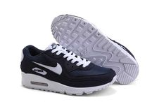 Air Max 90 Black White / Collections UK Nike Air Max 90 Running Shoes Sale For Colors Black And White