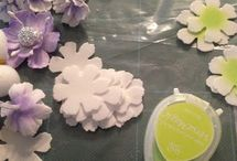 Foamiran Flowers Handmade