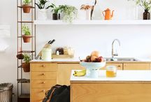 Project 32 wooden kitchen