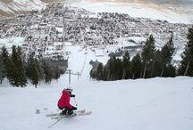 Wyoming Skiing - Snow King
