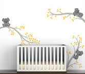 Nursery / Gender neutral, soothing nursery for baby in a small NYC apartment / by Genevieve Rudolph