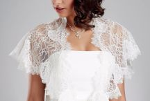 Decadent Lace / Lace is the perfect finishing touch for a vintage inspired wedding theme
