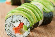 Sushi / by Angel Huertas