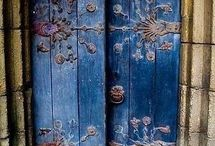 Doors / by Connie Walters Toncic