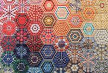 2018 Sewing Blanket
