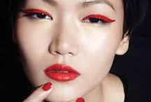 Drugeisha / Fashion Editorial Moodboard