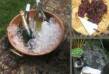 picnic, outside tablescapes / by claudia escobedo