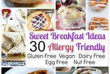 Allergy free recipes