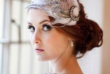Millésime Bridal Headpiece Collection / Beautiful selection from our Millésime Collection of bridal headpieces, bridal hair combs, and bridal sashes