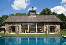 Backyard Pool - Interior