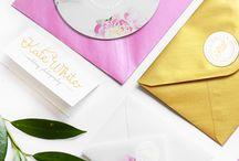 Our Stationery Designs / Stationery Design