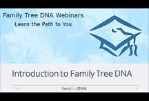 DNA Videos on YouTube.com / Want to see how DNA can add to your genealogy research?  Check out some of these videos you can find on YouTube.com