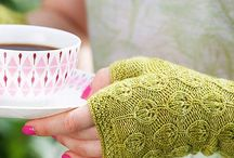 Knitting patterns - Gloves and Mittens