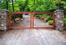 Gates / Different kinds of gate designs.