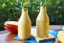 Bebidas / Bebidas alcóolicas e não alcóolicas. Seja uma caipirinha, ou um smoothie para refrescar aqui você encontra diversas receitas.