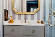 Bathrooms / Whether you have a little or large bathroom, there are some great designs that can be seen.
