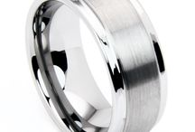 $69.00 Tungsten Bands / Tungsten wedding bands for $69.00 with a Lifetime Warranty. Made in the USA.