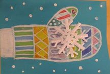Art Ed K-5 Winter