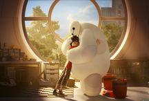 Big Hero 6 / Long-métrage des studios Disney.