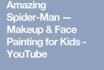Makiagem facial