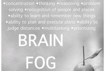 Illness || Brain Fog
