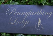 Address markers & Plaques / http://www.houseandgardenplaques.co.uk/house-signs