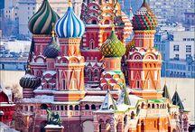 Places I'd Like to Go / by Stephanie Vislosky Lukes