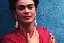 Frida Khalo / by Angela Cuevas
