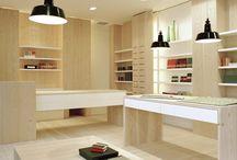 Gift store interior & decor