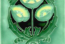 {design} Art Nouveau