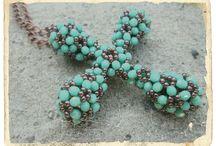 Beadwork - Crosses & Crowns
