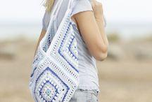 szydełko - torby / crochet - bags