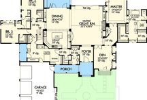 House plans / by Stacy Booker