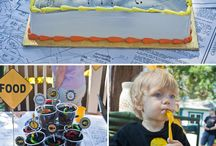 Birthday party ideas / by Alyssa Shoemaker- McGuire