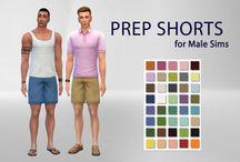 Sims 4 - CC Mens