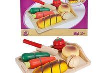 Zabawki - role